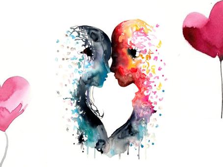 A szeretet, mint tér