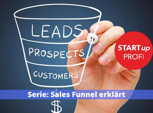 Serie: Sales Funnel einfach erklärt (1)