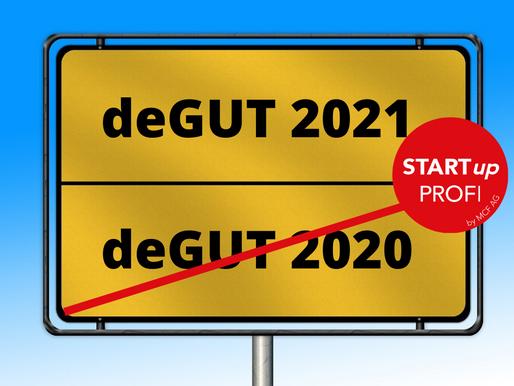 Das wars - die deGUT 2020