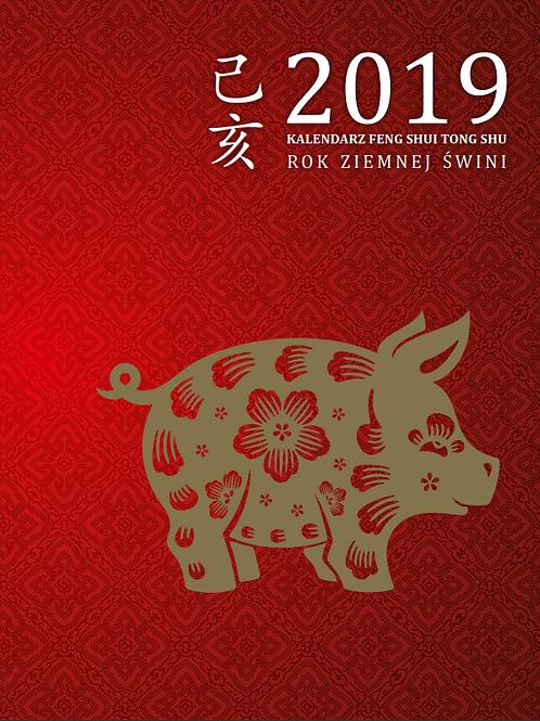 Kalendarz Tong Shu 2019 Feng Shui  Almanah