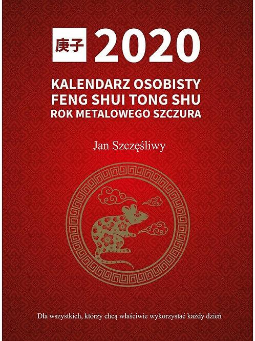 Kalendarz Tong Shu 2020 Feng Shui - Osobisty