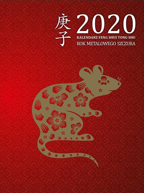 Kalendarz Tong Shu 2020 Feng Shui Almanah