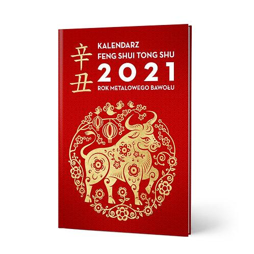 Kopia Kalendarz Tong Shu 2021 Feng Shui Almanah