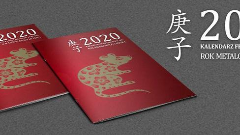 Kalendarz Tong Shu 2020