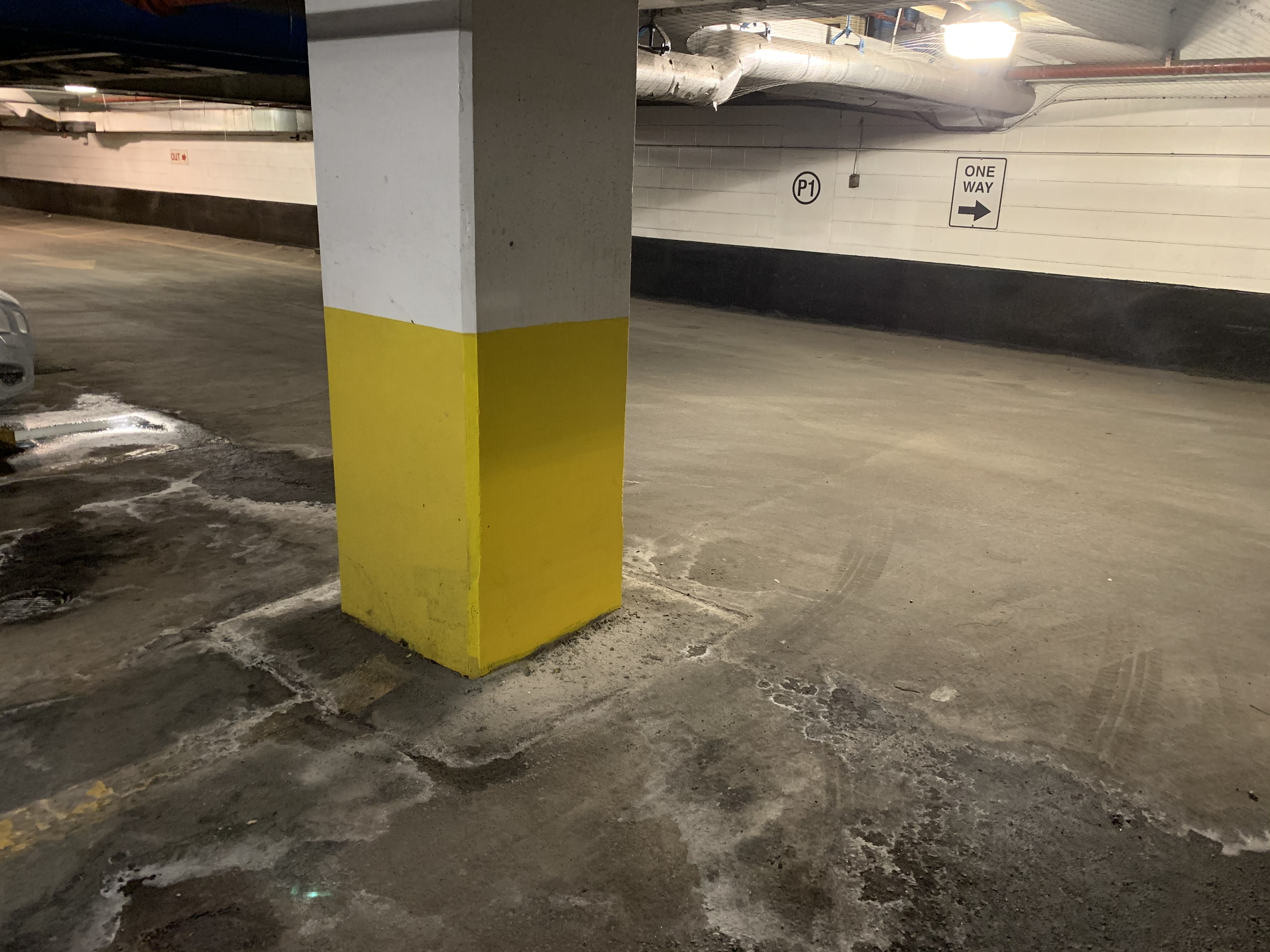 CAMH Parking Garage