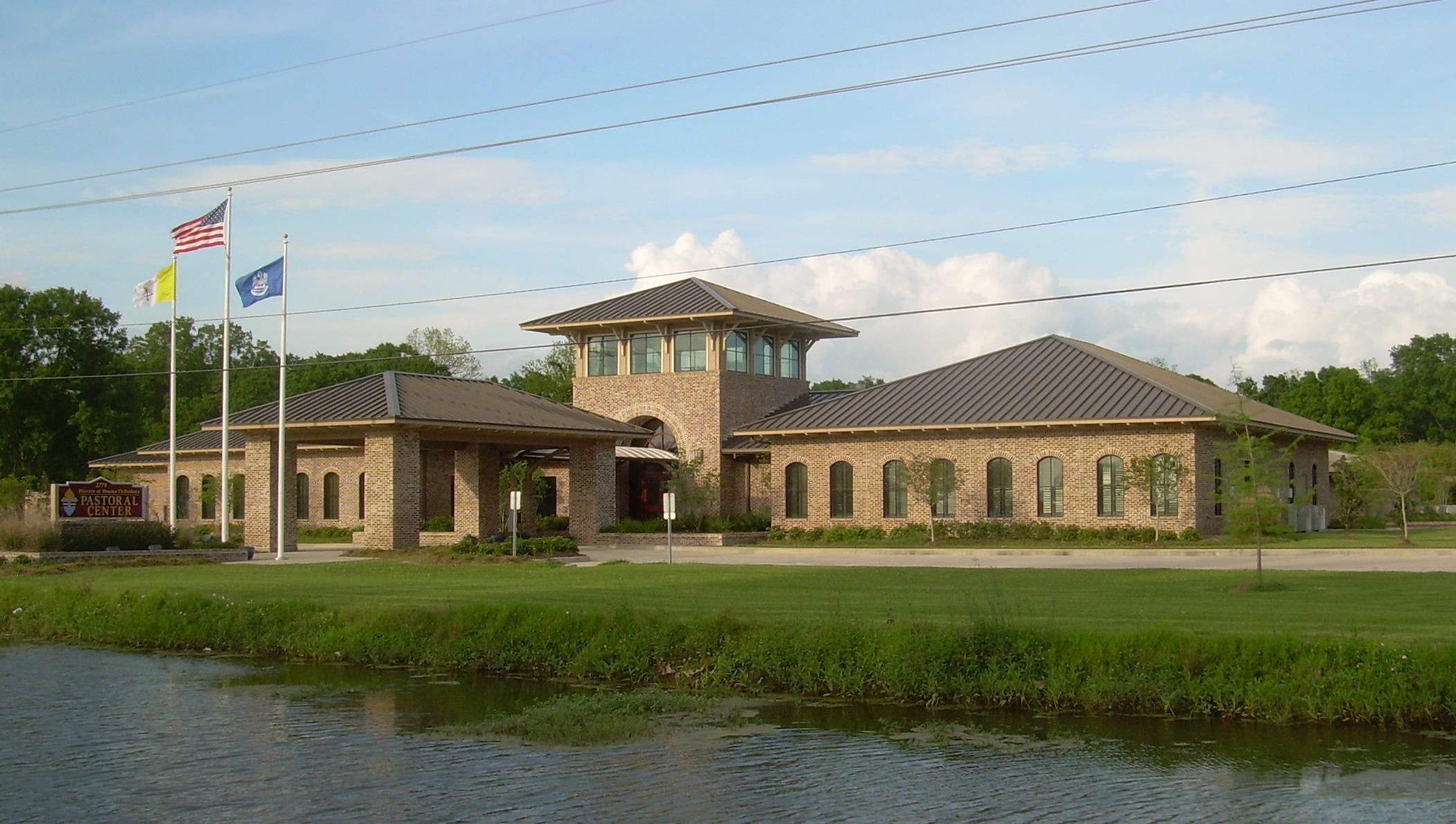 Houma Thibodaux Pastoral Center