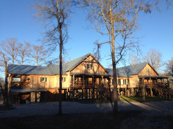 New Hunting Camp - Lac Amelia