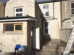 Property Repair Guys Roof construction after works completed
