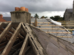 Property Repair Guys 365 New roof battens and breathable water proof roof membrane