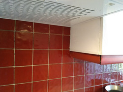 Fire damage repair to cabinets in kitchen Property Repair Guys 365