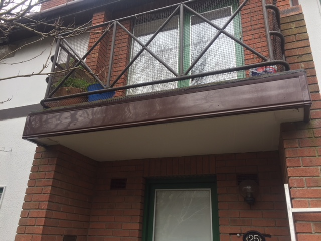Repaired Facia to balcony Property Repiar Guys 365