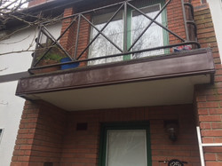 Repaired Facia to balcony Property Repiar Guys 365