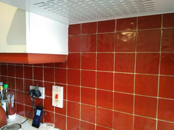 Repair to fire damage in kitche Property Repair Guys 365