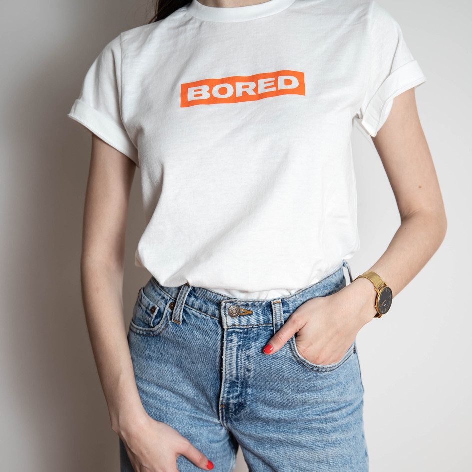 Bored Tee (SOLD OUT)