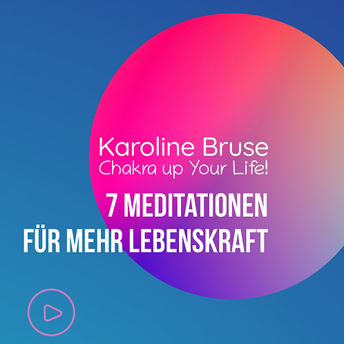 8. Chakra up Your Life! Meditationen Vol.1 - Chakra-Meditation