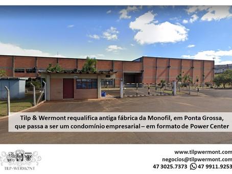 No PR: Power Center focado em decoração é um dos novos projetos da Tilp & Wermont