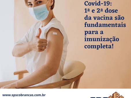 Imunização completa contra a Covid-19!
