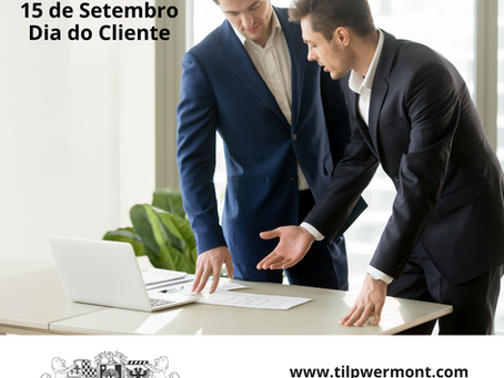 15 de setembro é Dia do Cliente