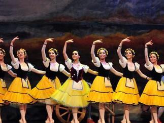 29 de Abril é o Dia Mundial da Dança e o Bolshoi Brasil celebra a data com aulas online