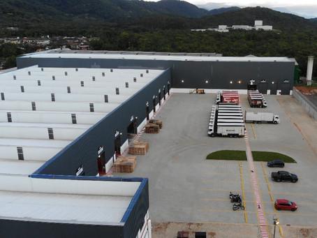Tilp & Wermont assessora locação do novo Centro de Distribuição da AMBEV em Joinville