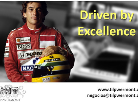 Driven by Excellence