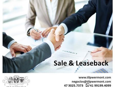 Sale & Leaseback: liquidez no caixa e foco no resultado