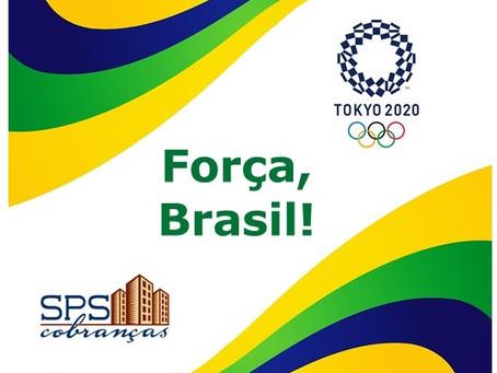 SPS é Brasil nas Olimpíadas de Tóquio!