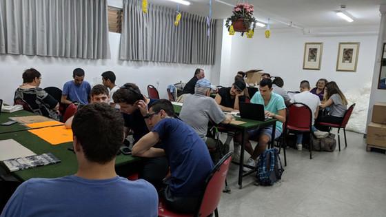 """י""""א 2 בפעילות בבית האבות הבולגרי"""