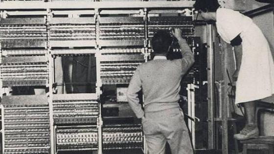 """""""ויצק"""" המחשב הישראלי הראשון"""