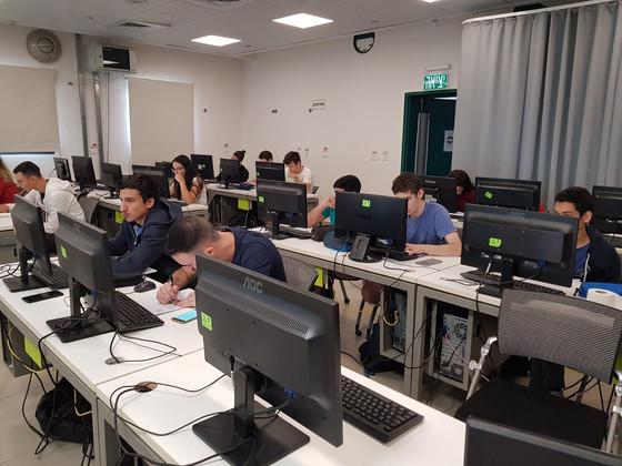 אולימפיאדת מדעי המחשב-  בגימנסיה