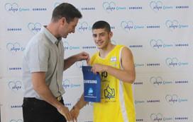 תמונות ממשחקי הנבחרות הכדורסל
