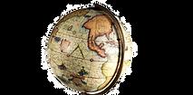 globe transparent