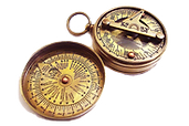 compass transparent