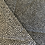 Thumbnail: Trapuntina estiva Sassolini nero e bianco