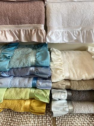 Coppia asciugamani Priscilla