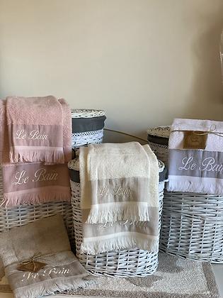 Asciugamani Le Bain