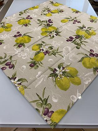 Centrotavola Limoni e Olive
