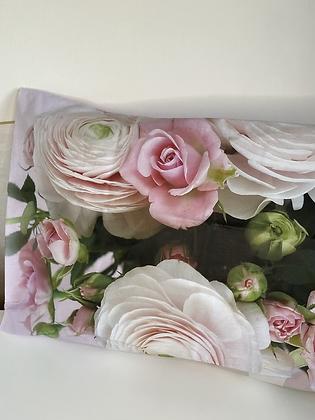 Federa stampa digitale fiori