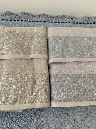 Asciugamani Sassolini