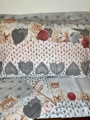 Completo lenzuola micetti