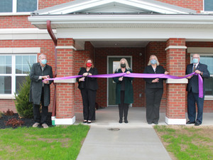 Phase 2 Construction Completed on Affordable Housing Units in Canandaigua