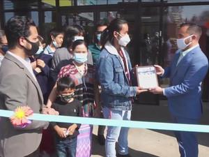 ESL Jefferson Aware winner com commited to immigrant community