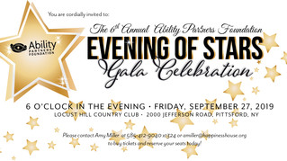Ability Partners gala Friday Evening