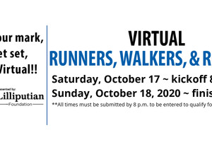 Virtual 5k to benefit ability partners foundation