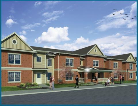 Providence housing seeks tenants for new Canandaigua facility.