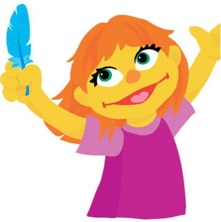 """Sensory-Friendly Family Event with Walkaround Julia from """"Sesame Street"""""""