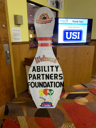 Bowling event raises $17K for Ability Partners