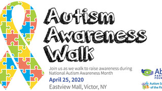 Autism Awareness Walk exceeds goal