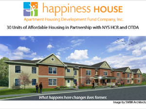 Happiness House Phase Two Breaks Ground