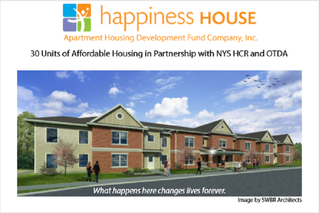 Happiness House breaks ground on Affordable Senior Housing